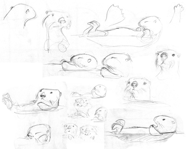 ottersketches